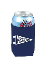 Midwest Supply Koozie Michigan Pennant
