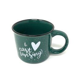 Midwest Supply Mug I Love East Lansing
