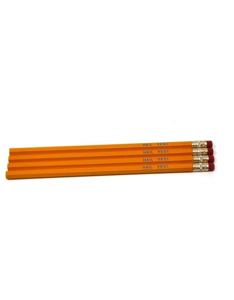 Michigan Pencil Hail Yes