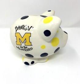 Magnolia Lane Piggy Bank UM
