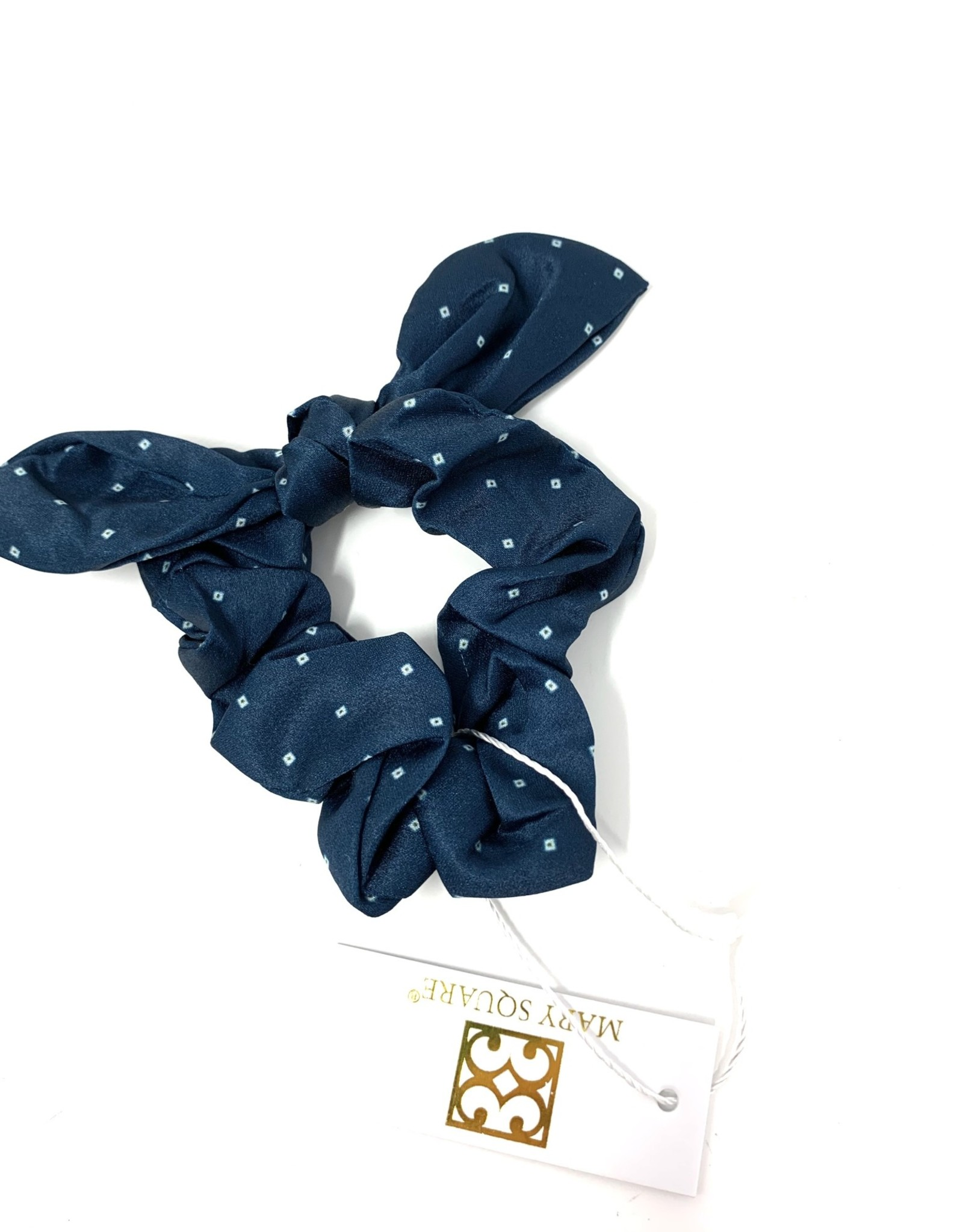 Mary Square Hair Scrunchie