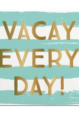 Slant Bev Napkin- Vacay Everyday