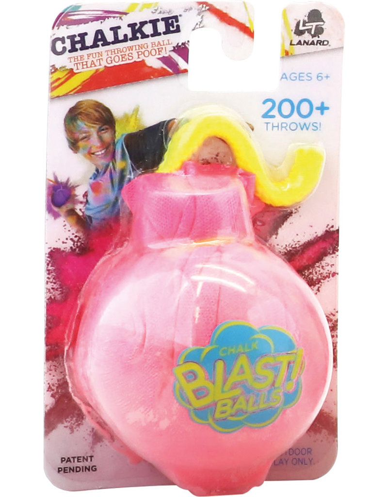 Toysmith Chalk Blast Balls