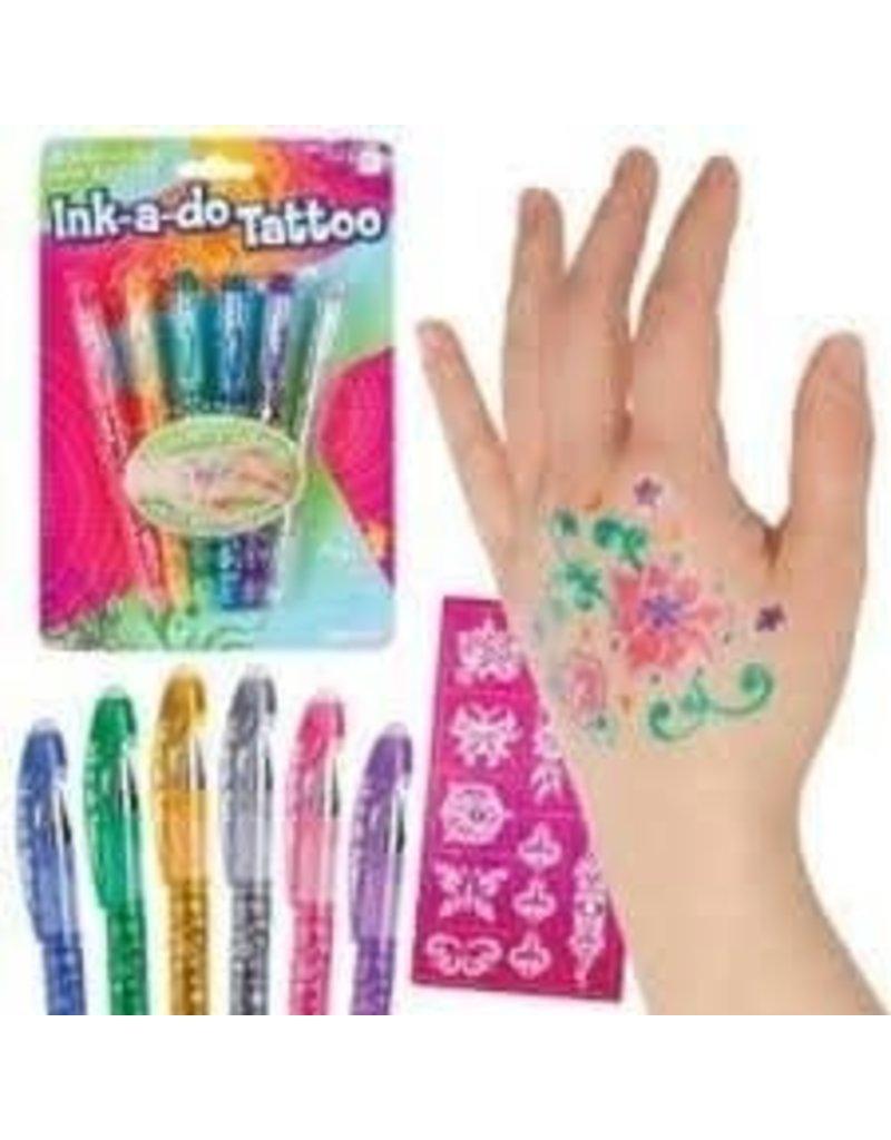 Toysmith- Ink-a-Do Tattoo Pens