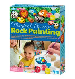 Toysmith Magical Animal Rock Painting Kit