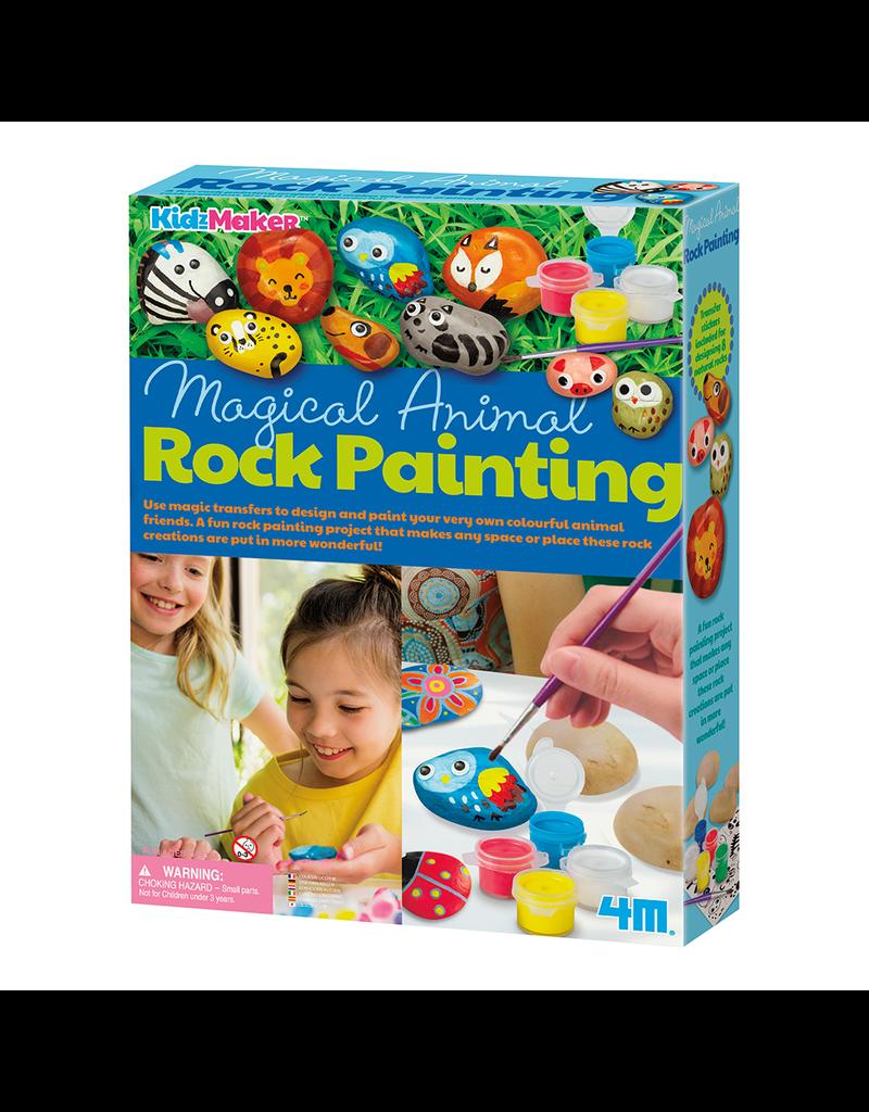 Kit Animal Rock Painting