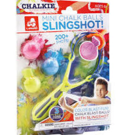 Toysmith Chalkie Mini Slingshot