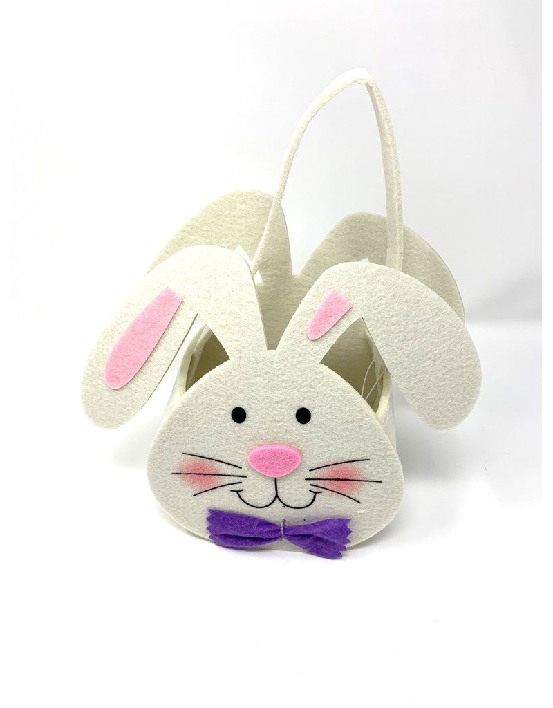 Two's Company Easter Bunny Basket