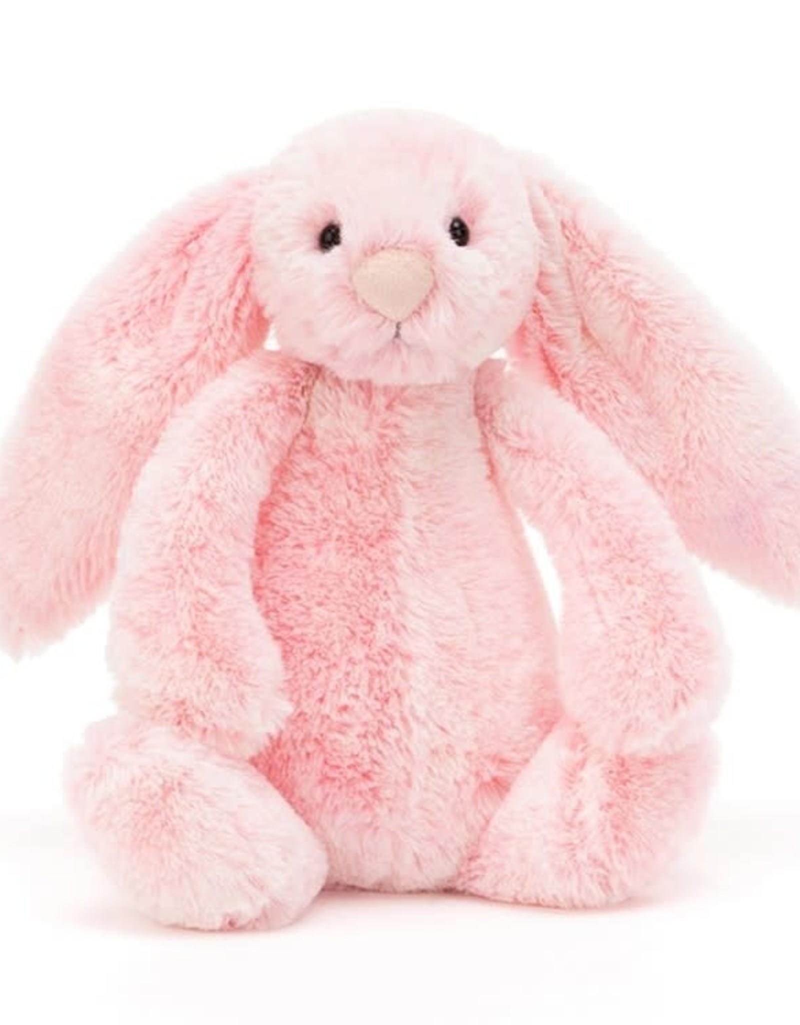 Jellycat Bashful Bunny Peony Small