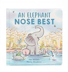 Jellycat Elephant Nose Best Book