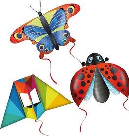 Toysmith Pop Up Mini Kite Asst