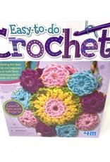 Toysmith Easy to Do Stitchery Kits Asst Crochet