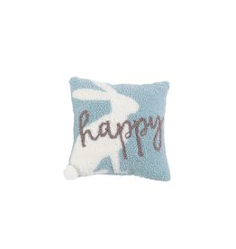 Small Hook Pillow Happy Easter