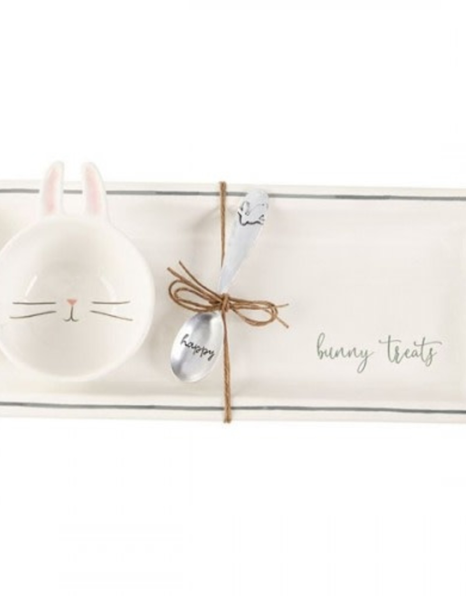 Bunny Cup with Tray Set
