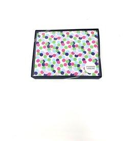 Boxed Foldover Multi Confetti