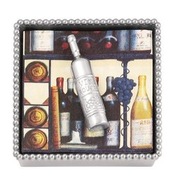 Napkin Box - Wine Bottle