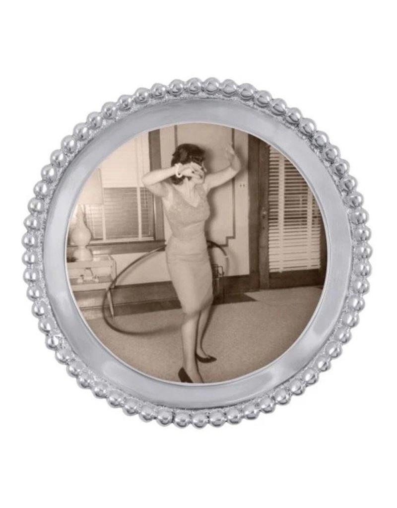 Mariposa Mariposa Frame - Decorative Beaded Round
