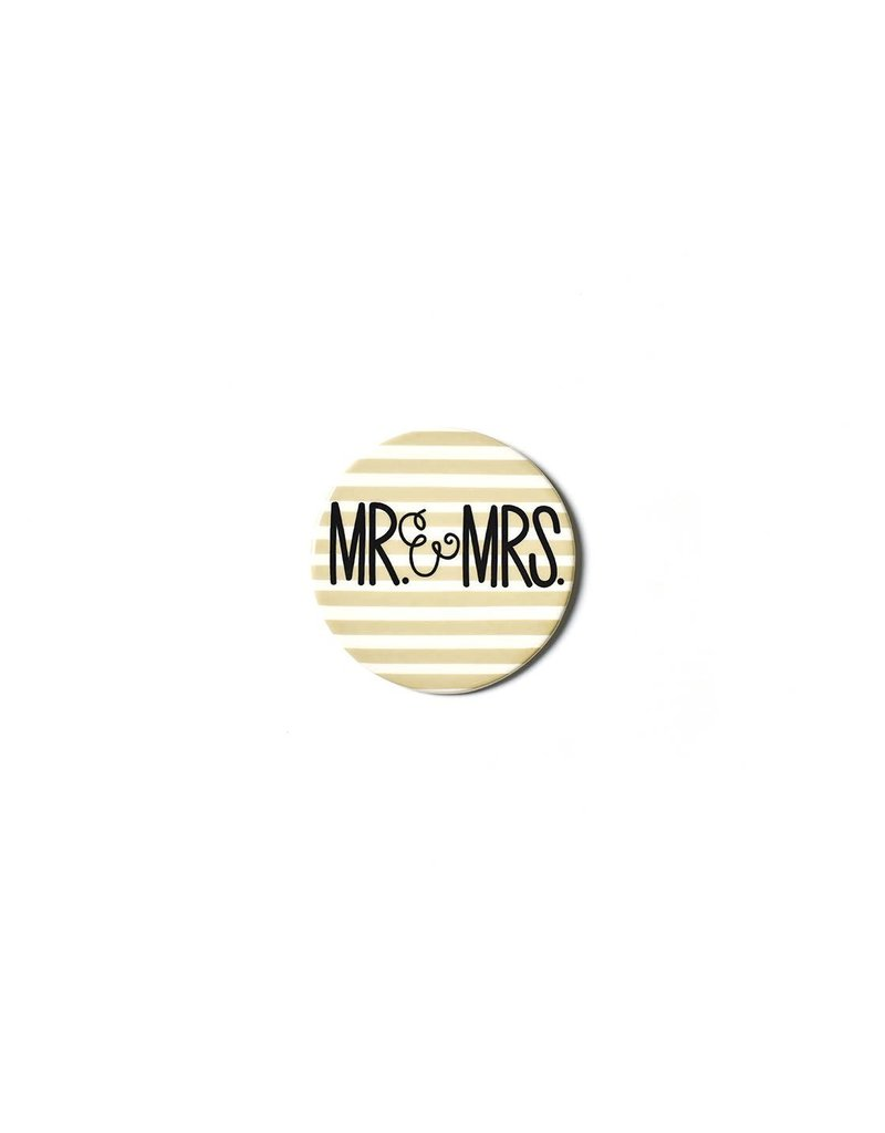 Happy Everything Mini Attachment Mr & Mrs