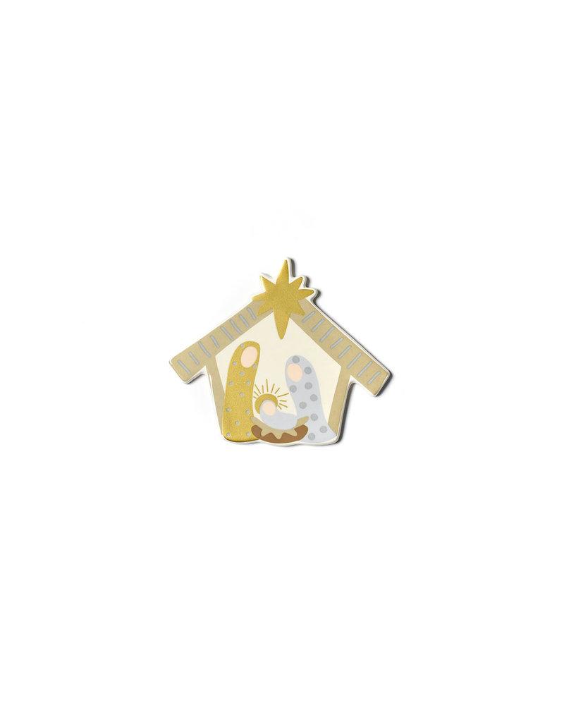 Happy Everything Mini Attachment Nativity