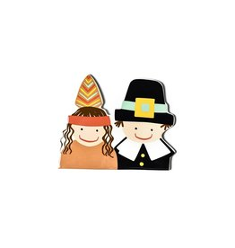 Coton Colors Happy Everything Mini Attachment Pilgrim and Indian