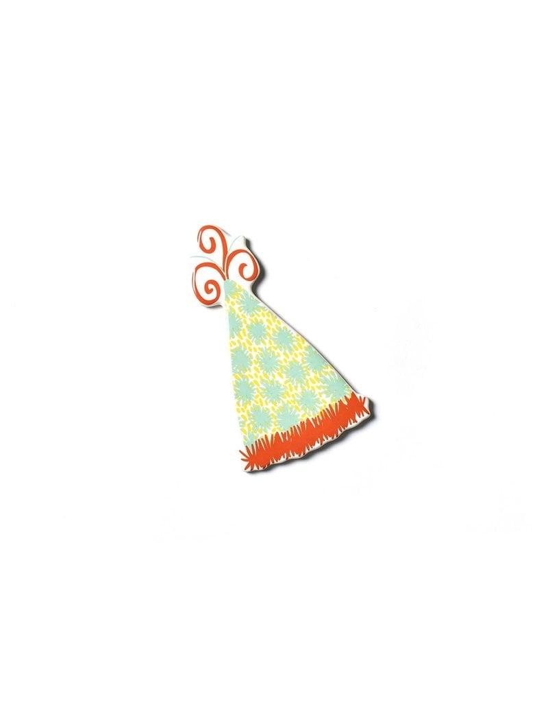 Happy Everything Mini Attachment Pom Hat