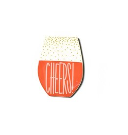 Coton Colors Happy Everything Mini Attachment Wine Cheers