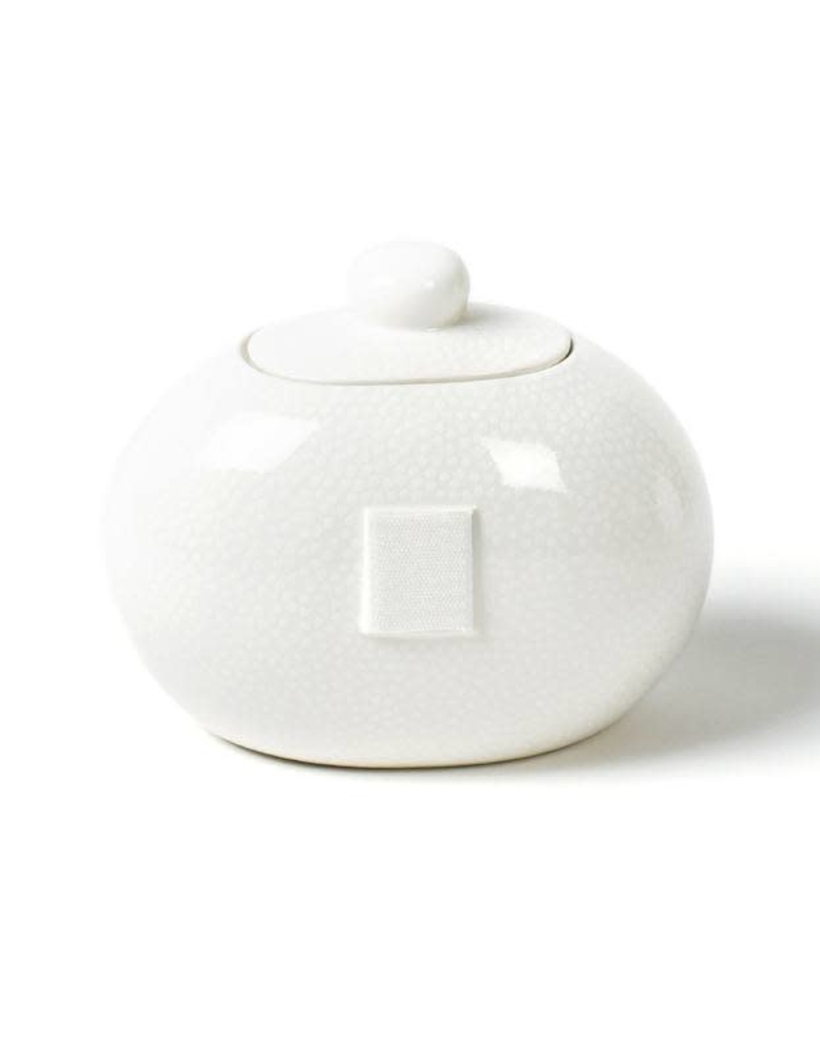 Coton Colors Happy Everything Mini Cookie Jar White Sm Dot