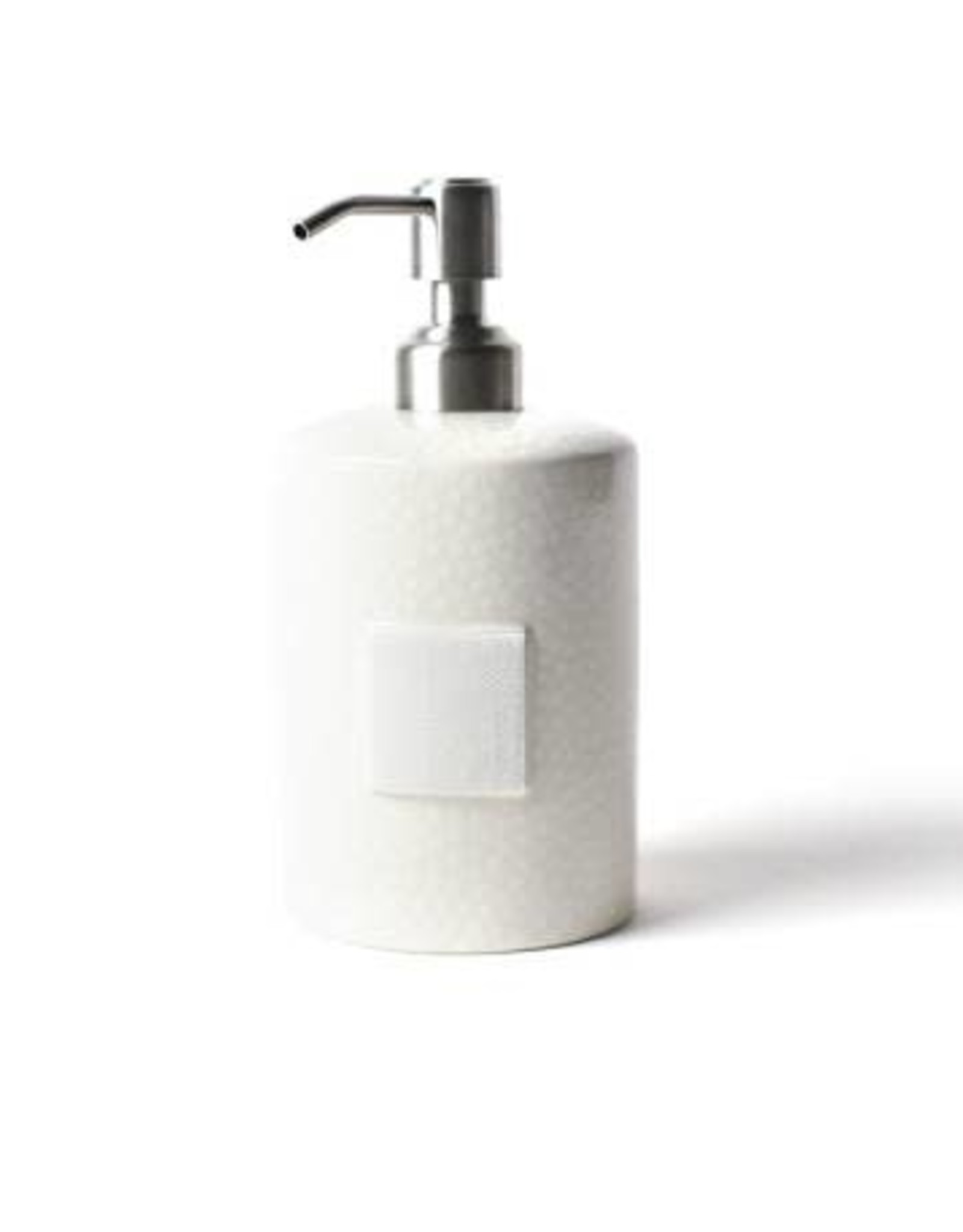 Coton Colors Happy Everything Mini Cylinder Soap Pump White