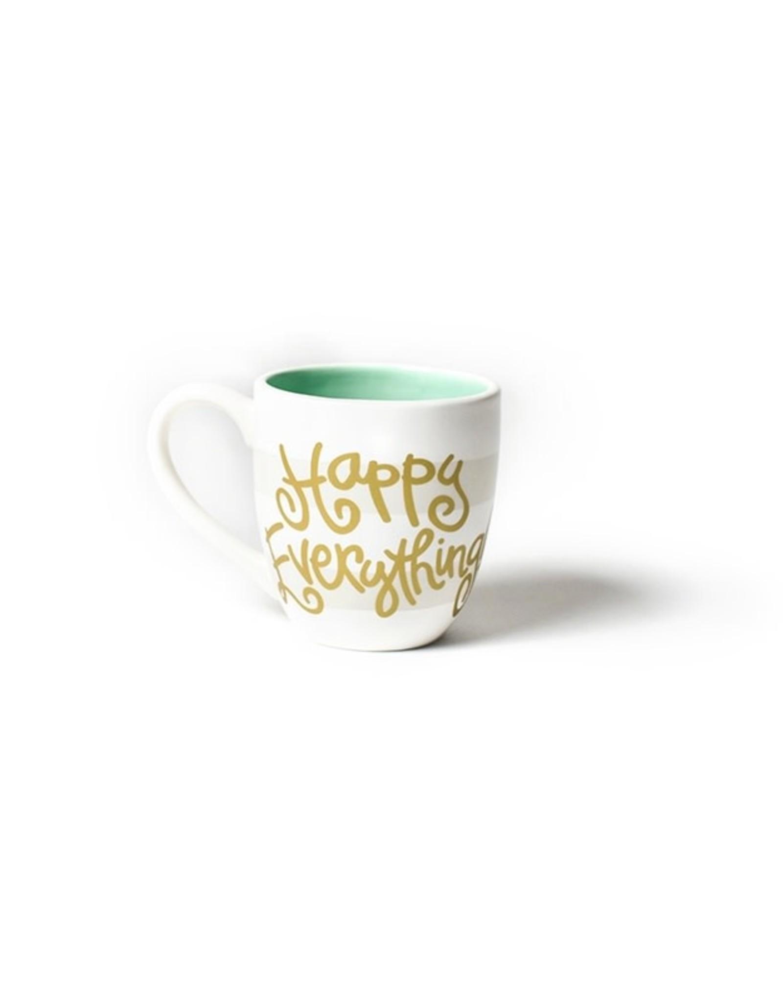 Coton Colors Mug Happy Everything White
