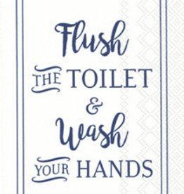 IHR Boston International Guest Towel- Flush and Wash