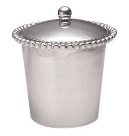 Mariposa Pearled Ice Bucket
