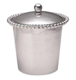 Pearled Ice Bucket