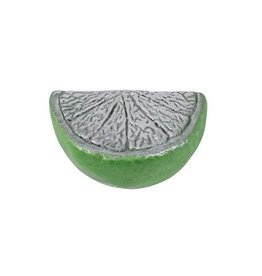 Napkin Weight - Green Lime