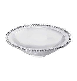 Pearled Serving Bowl