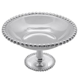 Pearled Small Footed Candy Dish