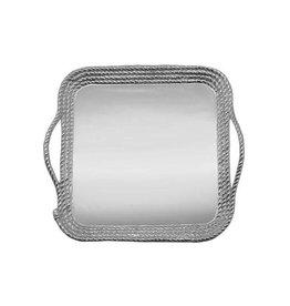 Mariposa Rope Platter Medium