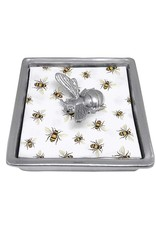Bee Collection- Honeybee Signature Napkin Box