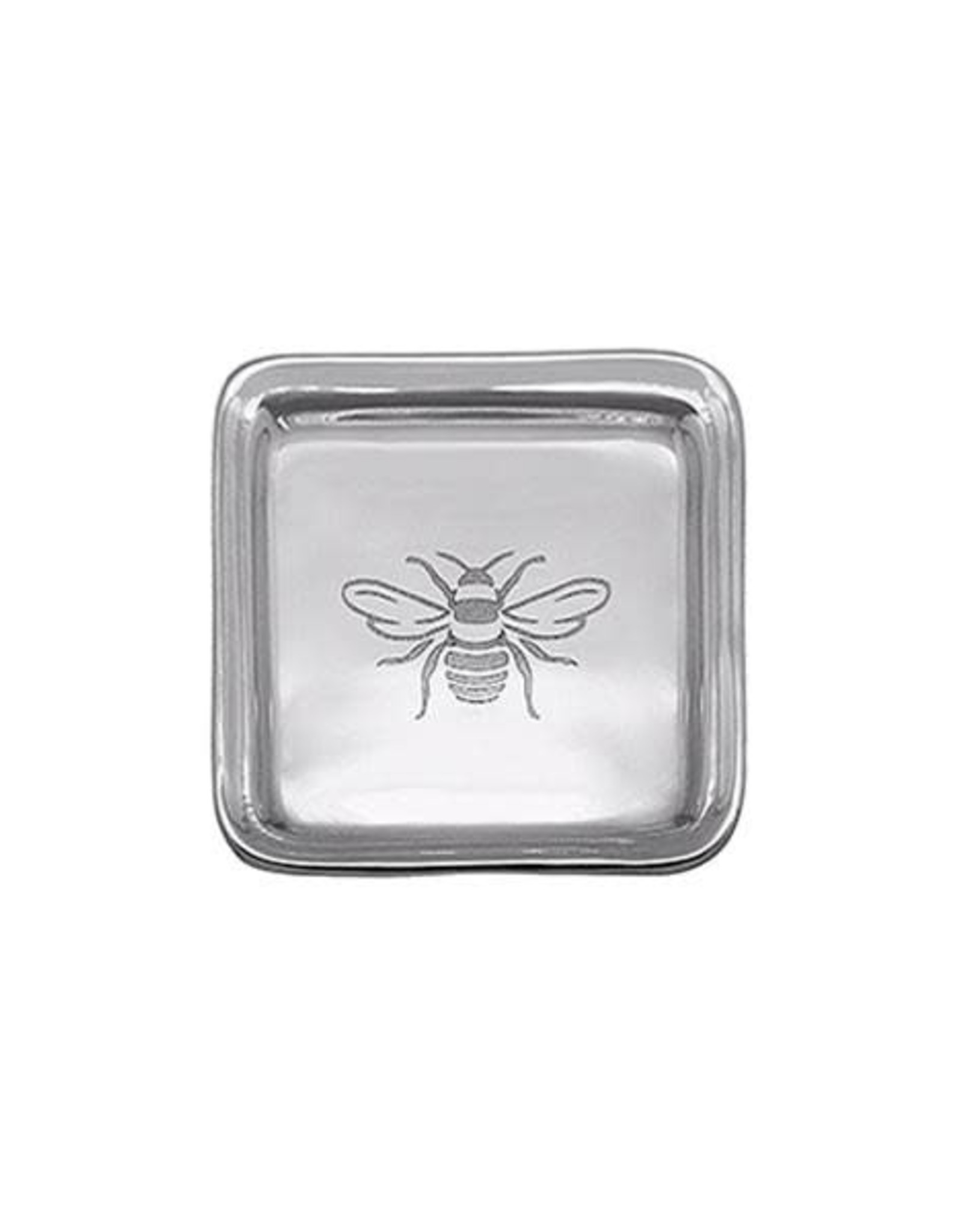 Bee Collection- Square Tray/Post It Holder