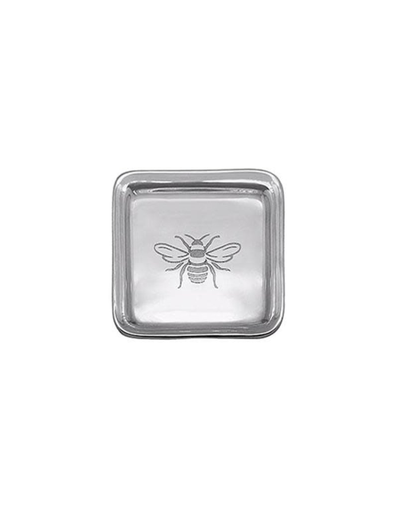 Mariposa Bee Collection- Square Tray/Post It Holder