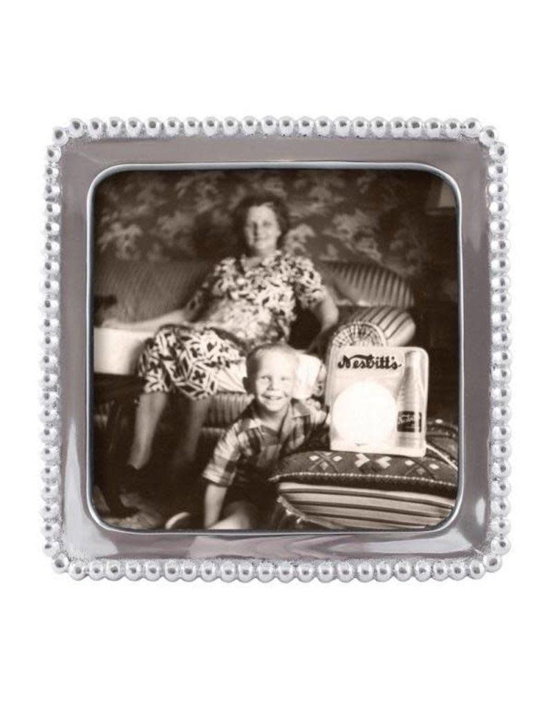 Mariposa Mariposa Frame - Decorative Beaded 5x5 Square