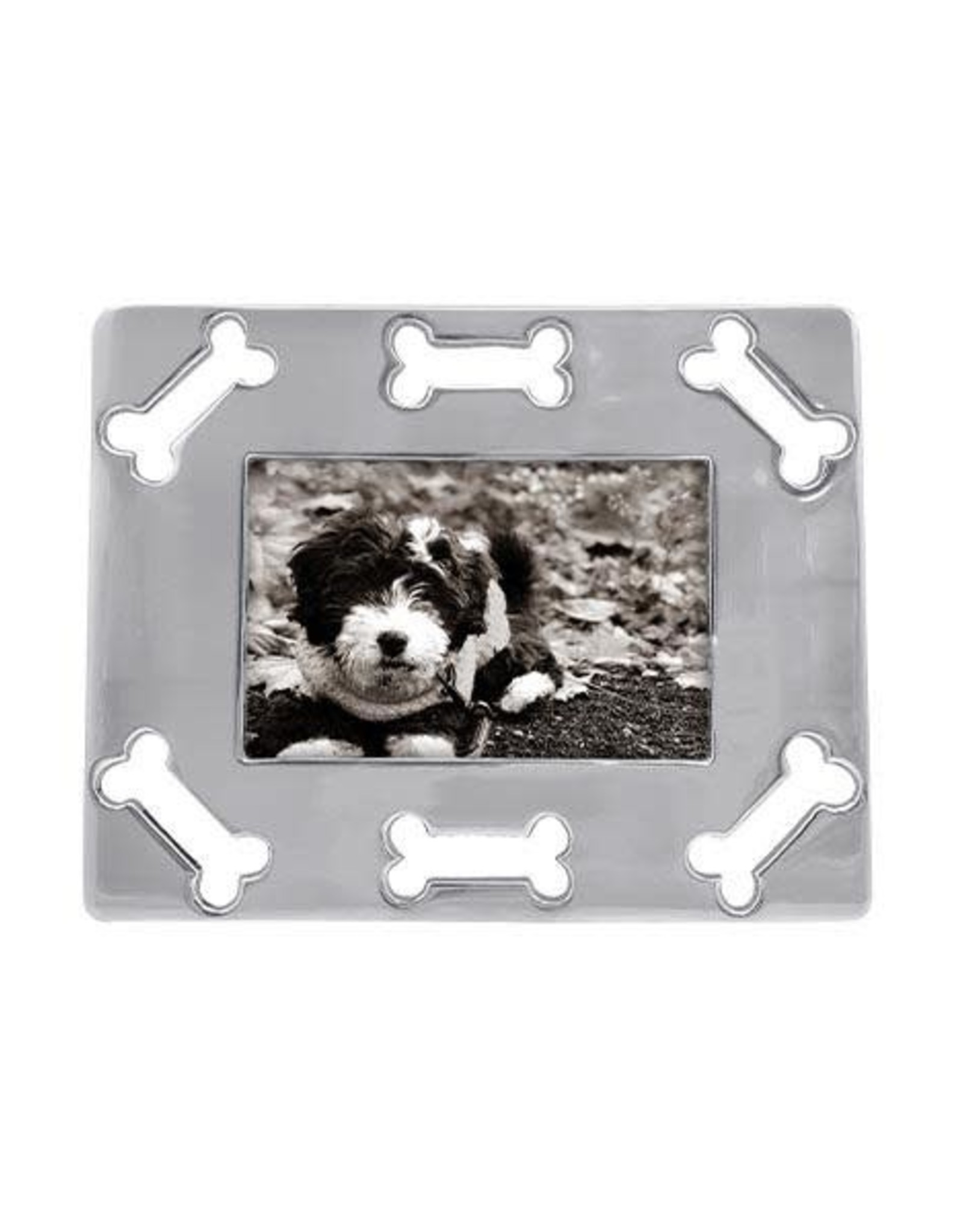 Frame - Open Dog Bone Border 4x6