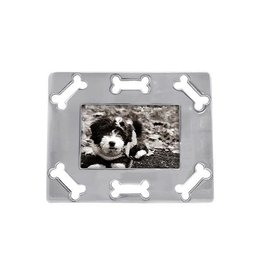 Frame - Open Dog Bone Border 4x6