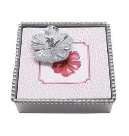 Napkin Box - Hibiscus