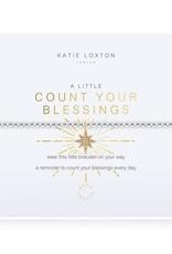Katie Loxton Bracelet-Count Your Blessings