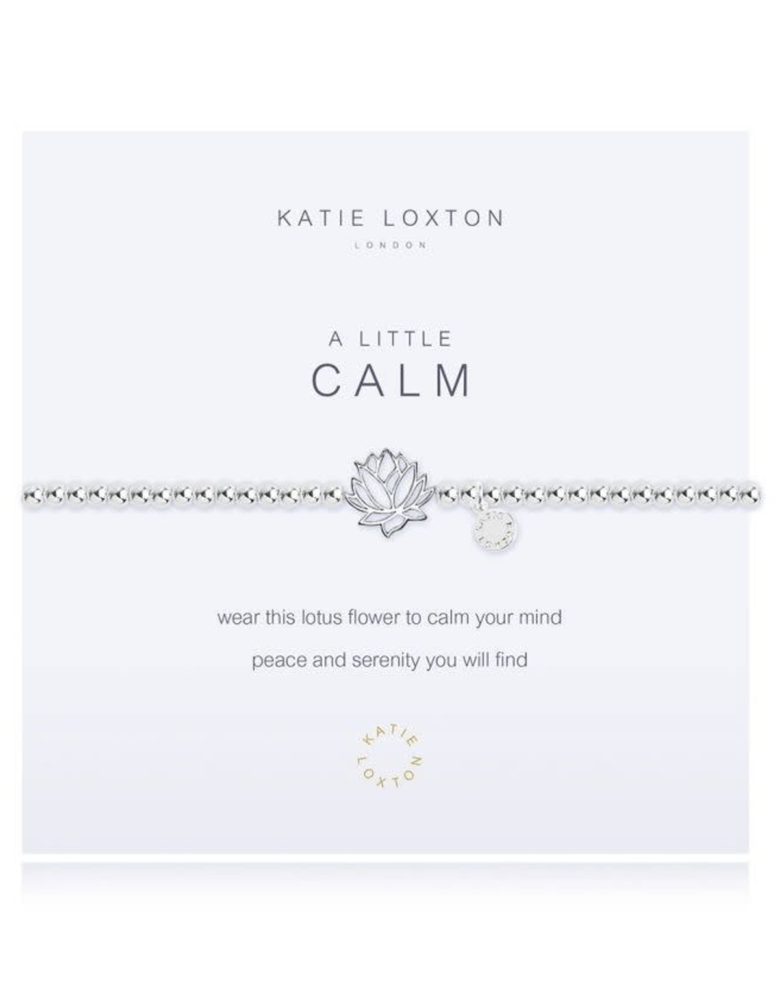 Katie Loxton Bracelet- Calm