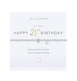 Katie Loxton Katie Loxton Bracelet-21st Birthday