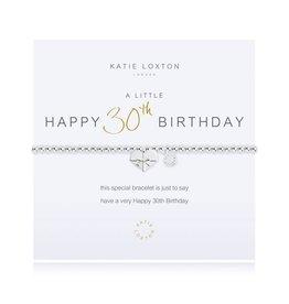 Katie Loxton Bracelet-30th Birthday