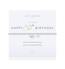 Katie Loxton Katie Loxton Bracelet-30th Birthday