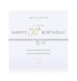 Katie Loxton Bracelet-50th Birthday