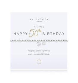 Katie Loxton Katie Loxton Bracelet-50th Birthday